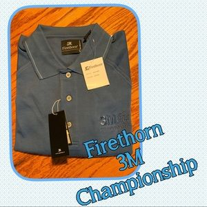 🆕Firethorn Polo Shirt from the 3M Championship🔶